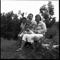 La famille (© Jérôme Gorin)
