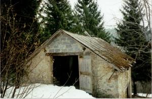 Auberge en 2001